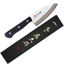 "MAC Knife CL-40 Japanese Series 4"" Molybdenum Steel Deba Cleaver, Made in Japan"