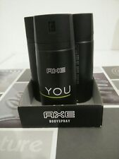 AXE Deodorant YOU for him Daily Fragrance Spray Bodyspray 150ml X 1