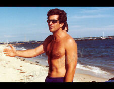 JOHN F. KENNEDY JR shirtless barechested Photo.