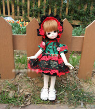 1/6 bjd yosd tiny doll outfits costume set dollfie Luts AI DZ #LD6-14 ship US