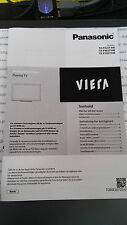 TV Panasonic tx-p42st30e tx-p46st30e tx-p50st30e instruction manual NORSK