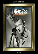 MAGNET Television Science Fiction The INVADERS 1967-68 Roy Thinnes