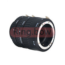 Autofocus Macro Extension Tube Set for Nikon Df D5300 D610 D7100 D5200 D600