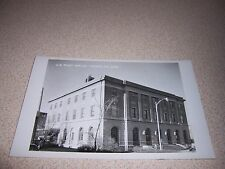 1940s US POST OFFICE MINOT NORTH DAKOTA ND. RPPC POSTCARD
