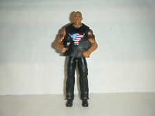 Wwe The Rock Elite Serie 14 Superstar De Acción Mattel Lucha Libre Figura