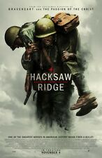 Hacksaw Ridge Blu-ray Disc Only -NEVER PLAYED- Pre-Order