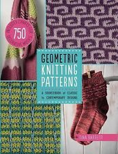 Geometric Knitting Patterns: A Sourcebook of Classic to Contemporary Designs, Ti