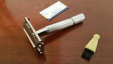 Traditional Safety Razor Double Edge Blade Shaving