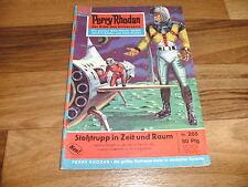 PERRY RHODAN  # 268 -- STOßTRUPP in ZEIT und RAUM // 1. Auflage 1966