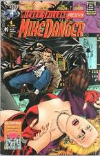 MICHEY SPILLANE PRESENTA MIKE DANGER N. 4 PLAY PRESS TEKNO COMIX