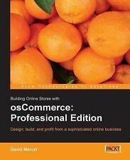 Building Online Stores with Oscommerce by David Mercer (2005, Paperback, New...