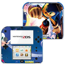 Sonic the Hedgehog VINILO Vinyl Skin Sticker for Nintendo 2DS - 003