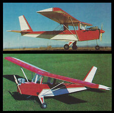 1/6 Scale Hi-Max Airplane Plane Plans, Templates, Instructions