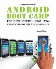 Android Boot Camp for Developers using Java: A Guide to Creating Your First Andr