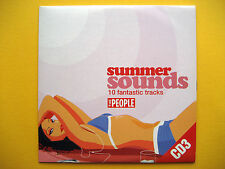 SUMMER SOUNDS   VOLUME 3 ONLY , CD, A THE PEOPLE NEWSPAPER PROMOTION (1 CD)