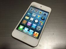 ipod touch 4TH generation 32Gb 100% white  Working  screen in B+ Condition