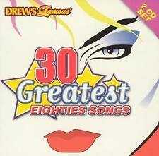 Various Artists Drews Famous 30 Greatest Eighties Songs CD