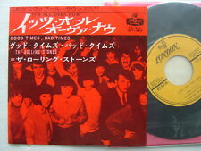 THE ROLLING STONES IT'S ALL OVER NOW / 7INCH EX COPY