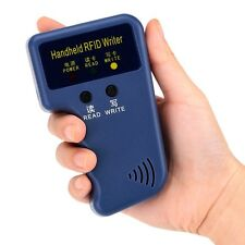 Portable Handheld 125KHz RFID HID/ID Card Writer/Copier Duplicator