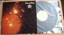 MANFRED MANN'S EARTHBAND SOLAR FIRE LP 73 UK BRONZE A2B1 ILPS9265 UNSPLIT INNER