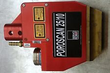servo robot poroscan 25/10 welding process monitor system automation plc
