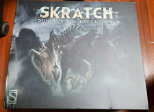 Court of the Dead Skratch Hound of the Executioner Format Sideshow EMPTY BOX JC