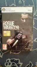 ROGUE WARRIOR PC SIGILLATO ITALIANO