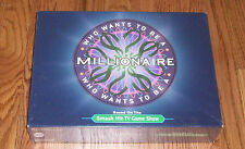 Who Wants To Be A Millionaire Game Based On Smash Hit TV Show On ABC New Sealed