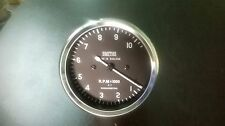 Smiths Tachometer 10,000 rpm 80 mm fitment M12x1 thread Replica 4 :1
