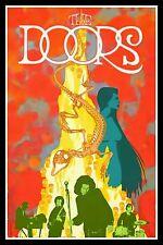 The Doors Jim Morrison Amazing Art Silk Poster 24x36inch