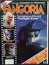 Fangoria Magazine Issue #30 - October 1983