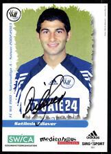 Satilmis Dilaver FC Wil 2002/03 TOP AK+ 69349 + A 77205