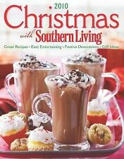 Christmas with Southern Living 2010: Great Recipes * Easy Entertaining-ExLibrary