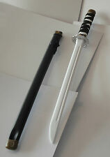 2 x SAMURAI NINJA BLACK SWORDS.KIDS PLAY TOY GIFT,FANCY DRESS.