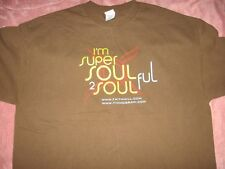 Faith Hill and Tim McGraw Soul to Soul Concert  Adult X X Large T-Shirt