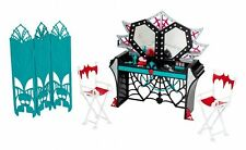 Monster High Frights Camera Action! Dressing Room Playset BDD90 NEW