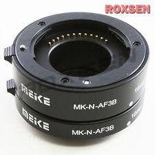 MeiKe Auto Focus Macro Extension Tube Adapter for Nikon 1 mount J1 V1 N1 af