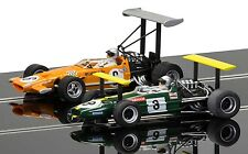 Scalextric C3589A 2 Car Set Brabham BT26A & McLaren M7C Brand New 1/32 Slot Car