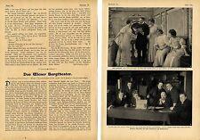 Das Wiener Burgtheater 1906 * Historische Memorabile