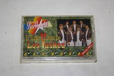 Brillantes El Super Show de Los Vaskez(Audio Cassette Sealed)