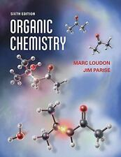 Organic Chemistry by Marc Loudon and Jim Parise (2015, Hardcover, Revised)