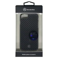 Mercedes-Benz Dynamic Line Real Carbon Fiber Hard Case for iPhone 7