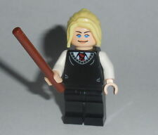 HARRY POTTER #21B Lego Luna Lovegood Hogwarts Custom NEW Genuine Lego parts