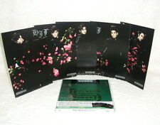 K-POP SS501 Destination Taiwan CD +36P Booklet +5 Cards