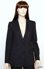 Nwt $415 Theory LYZBETH Greenpoint Stretch Wool Jacket Blazer Top Coat ~Space *6