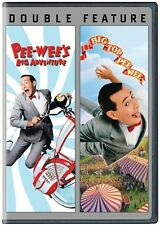 Pee-Wee's Big Adventure/Big Top Pee-Wee (DVD New)