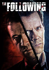 THE FOLLOWING  - DVD - REGION 2 UK