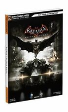 Batman: Arkham Knight Signature Series Guide (2015, Paperback)