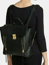 3.1 Phillip Lim Pashli Black Leather Backpack Handbag