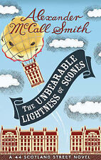 Alexander McCall Smith The Unbearable Lightness of Scones Very Good Book